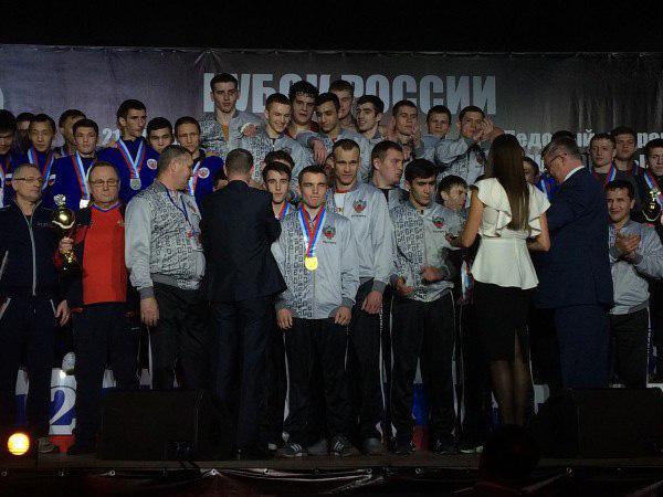 Кировчанин стал обладателем Кубка России по боксу
