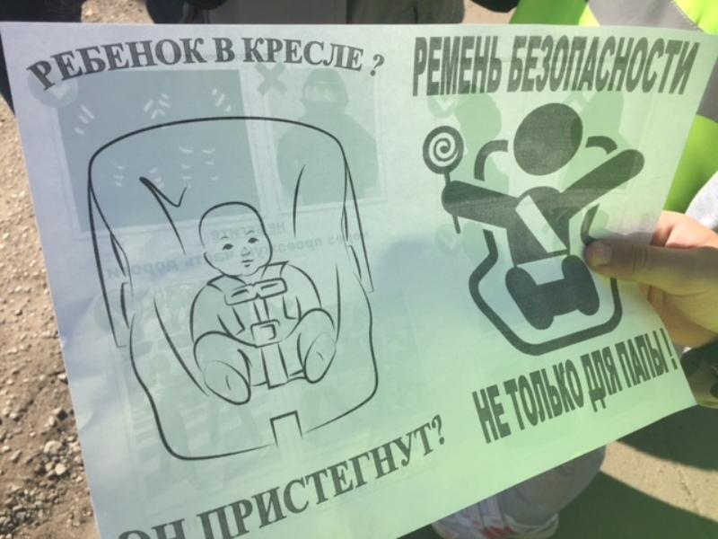 """На кировских дорогах появились """"семейные патрули"""""""
