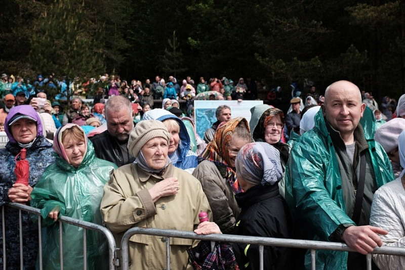Великорецкое: праздник собрал 55 тысяч паломников