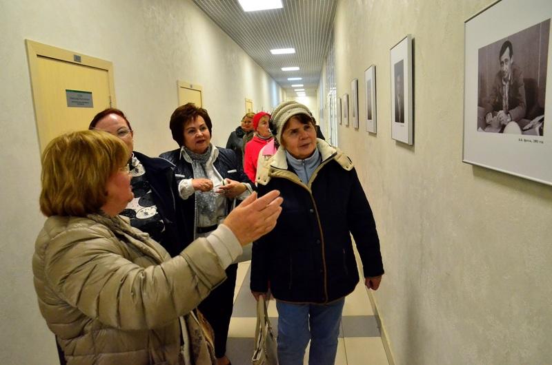 Ветераны завода минеральных удобрений посетили предприятие с экскурсией