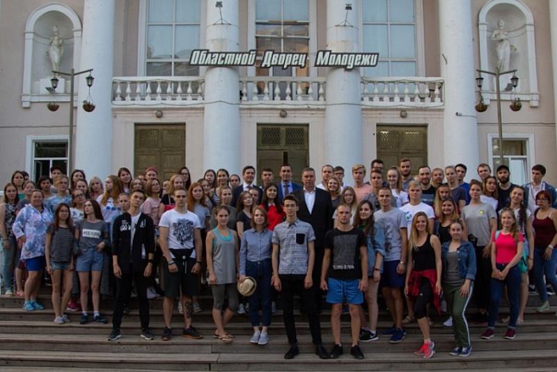 Саратовская делегация учавствует вМолодежном пленуме Приволжского федерального округа «iВолга-2018»