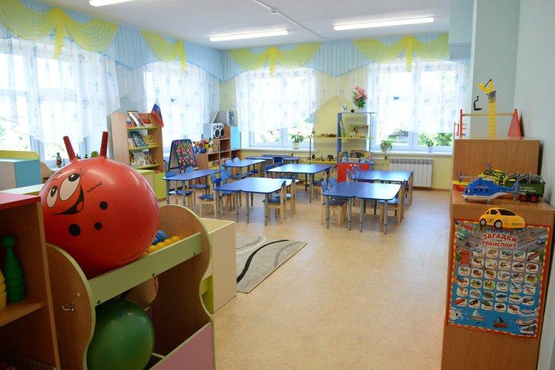 В Сидоровке открылся долгожданный детский сад