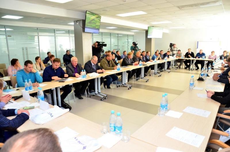 Кирово-чепецкий филиал компании «УРАЛХИМ» принял выездное совещание сельхозпроизводителей региона