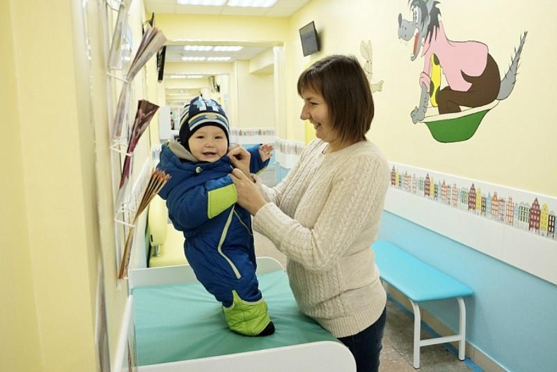 С заботой о здоровом детстве
