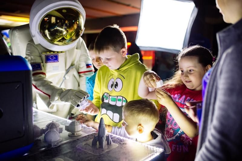 Кировчане смогут взлететь на ракете, отправить послание на Марс и познакомиться с пришельцами