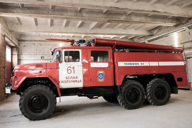 Пожарная часть получила новое здание