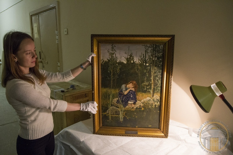 После завершения реставрационных работ открылся Вятский художественный музей