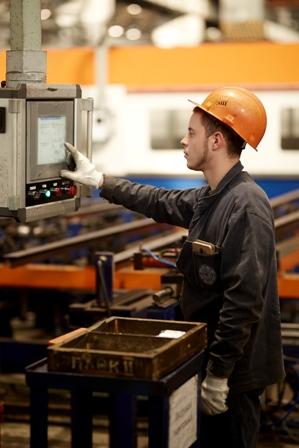 Работает завод – развивается регион