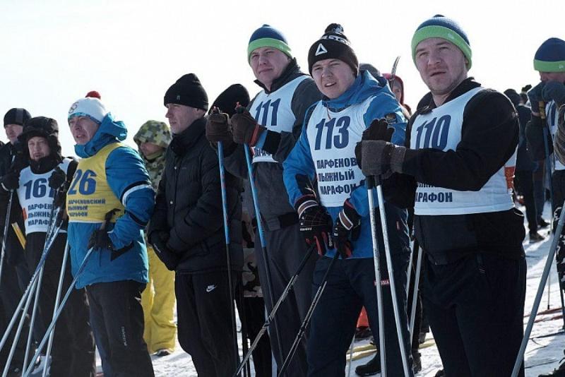 Почти тысяча лыжников на старте: факты о Парфёновском марафоне