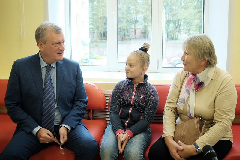 Кировский стиль: новый облик детской поликлиники