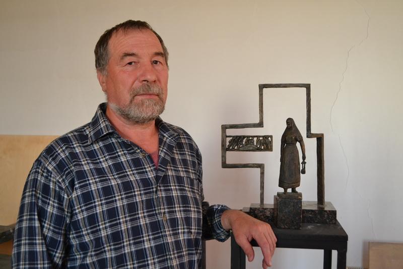 Скульптор Виктор Борискин рассказал о создании памятника Федору Шаляпину