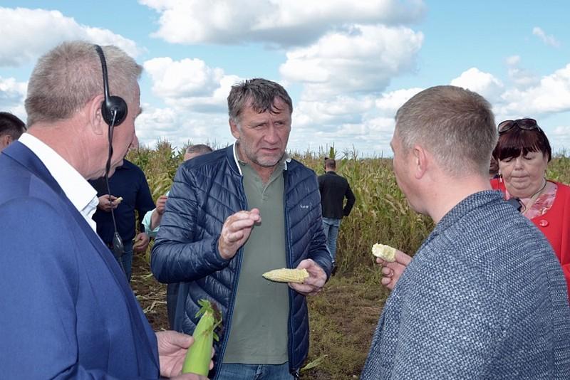 В Оричевском районе прошёл семинар клуба передовых хозяйств Кировской области