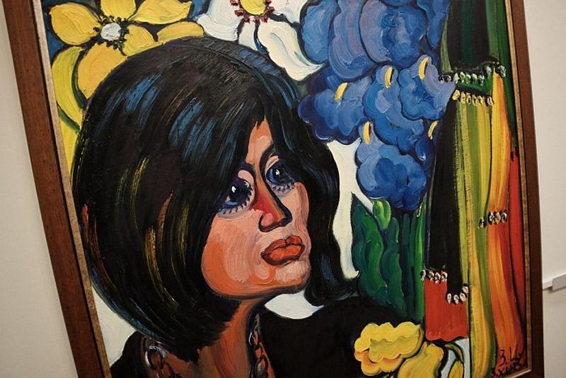 Выставка Зураба Церетели «Этот прекрасный мир» открылась в Вятском художественном музее