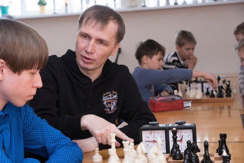 Когда введут шахматы в кировских школах?