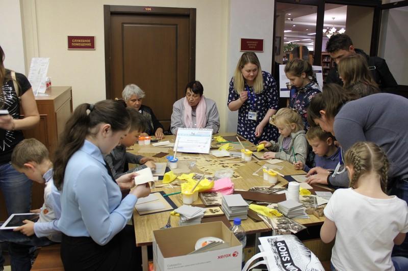 В областной научной библиотеке имени А.И. Герцена прошёл Восьмой книжный фестиваль