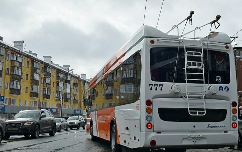 Стало известно, на каком маршруте будут работать новые троллейбусы