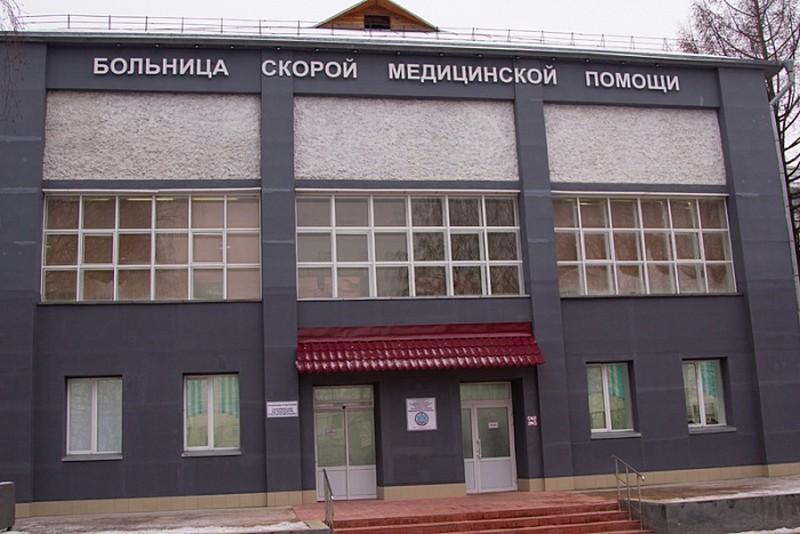 Глава региона Игорь Васильев посетил 6-й корпус больницы скорой помощи