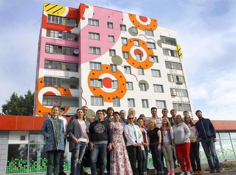 Дымковский узор признали лучшим украшением городской среды