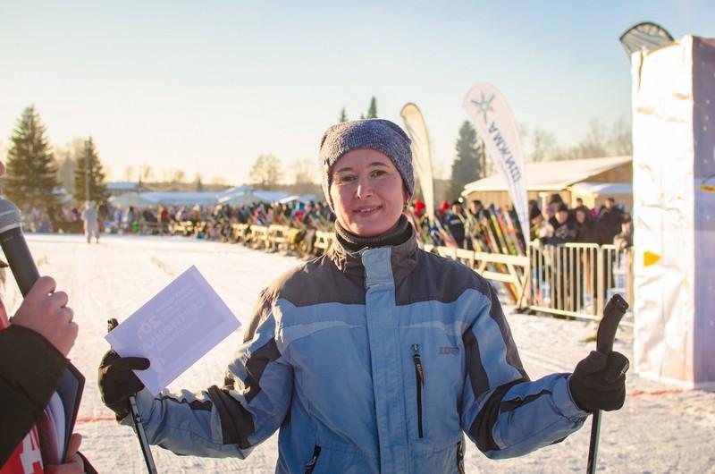 Лыжный старт в 2020 год привлёк почти тысячу человек
