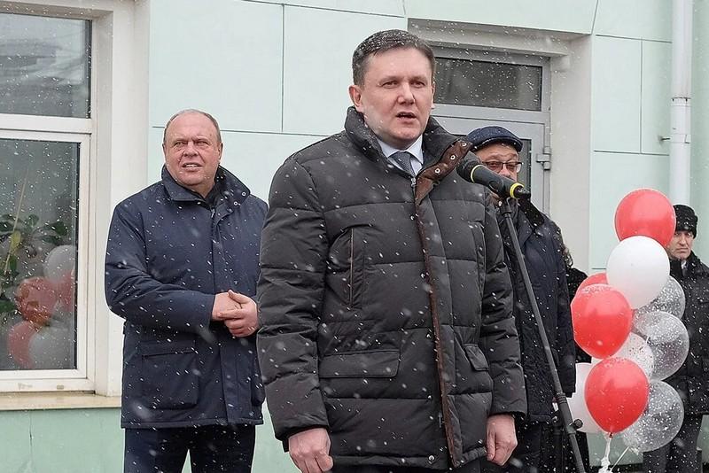 Из Кирова в Лузу отправился состав из 12 новых вагонов