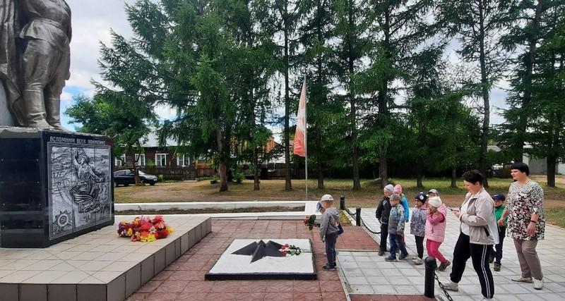 В Мурыгино увековечили имена всех земляков – участников Великой Отечественной войны