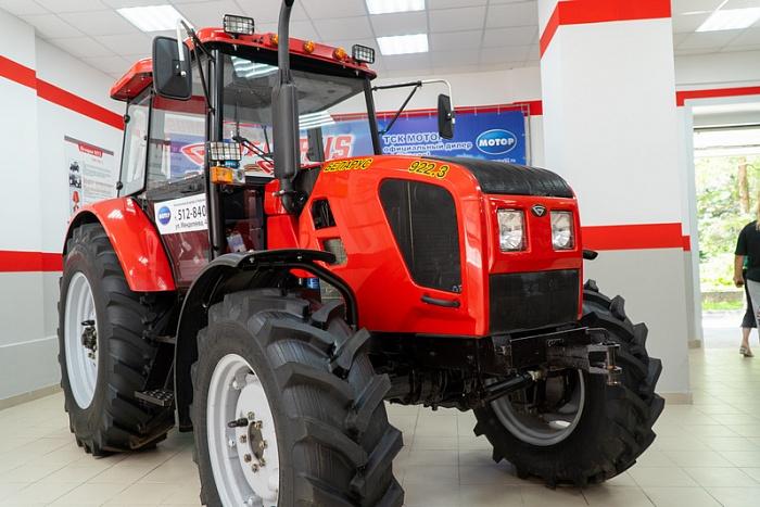 Открыт фирменный класс Минского тракторного завода