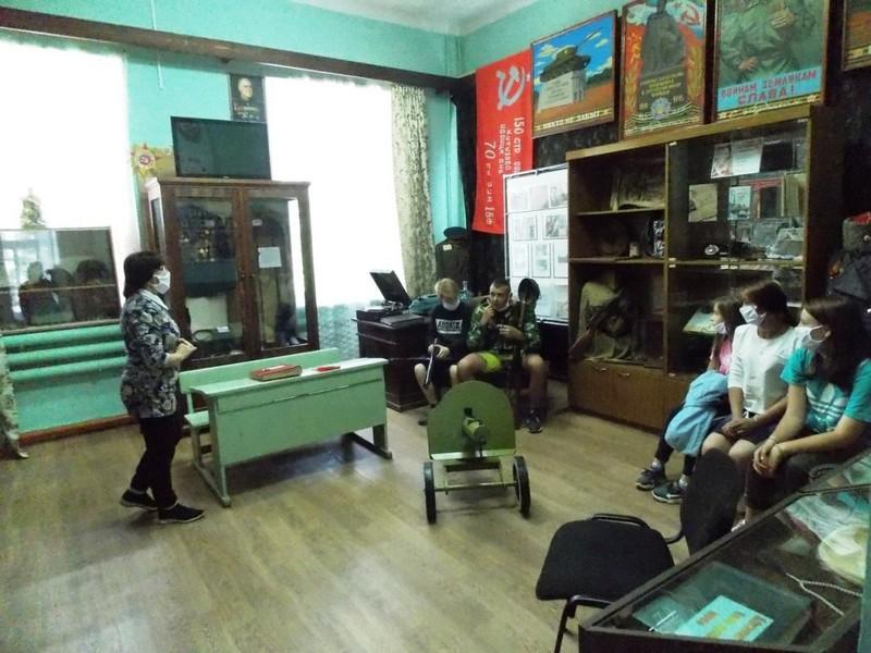 В рамках проекта Азимова в Даровском районе созданы музеи памяти героев Великой Отечественной войны