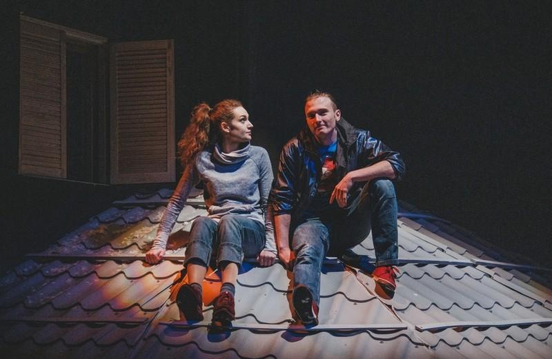 Фантастика и настоящий ливень на сцене «драмы»