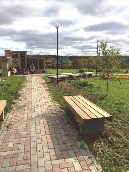 Благодаря Рахиму Азимову в Афанасьевском районе реализовано 8 проектов по сохранению памяти о героях войны
