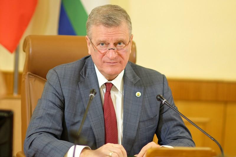«Наша основная задача – стабилизация экономической ситуации и восстановление финансовой устойчивости региона»