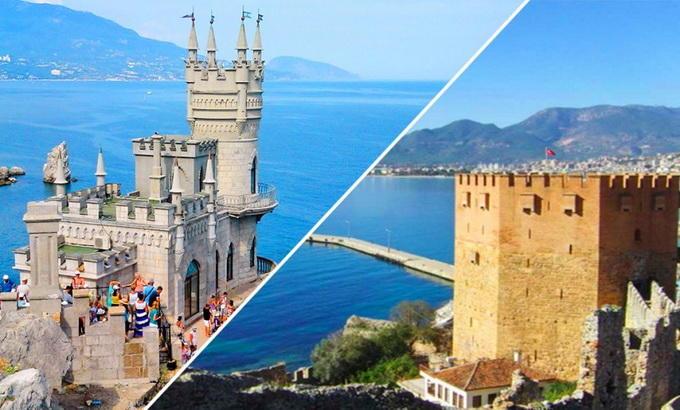 Турция и Крым