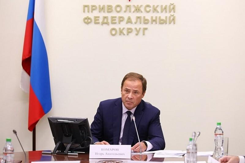 Игорь Васильев выступил с докладом на заседании Совета округа по профилактике и борьбе с COVID-19