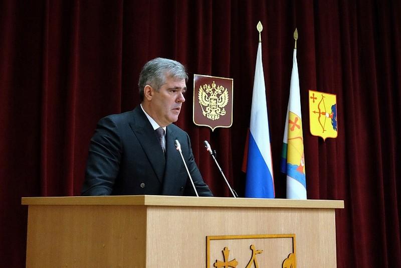 В Кирове представили нового главного федерального инспектора по Кировской области