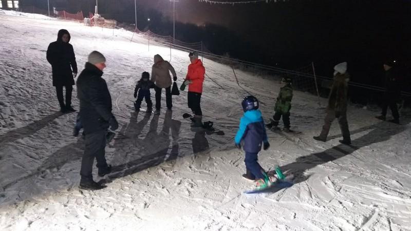 В Кирове начали тренироваться лыжники и сноубордисты