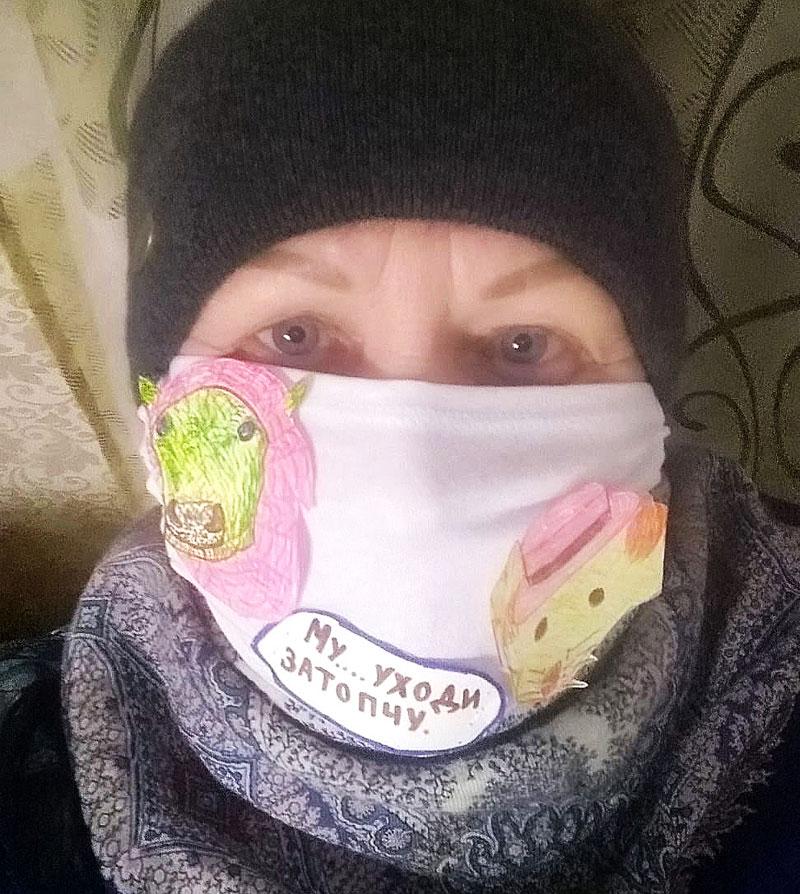 В Кировской области прошел конкурс масок (+ФОТО)