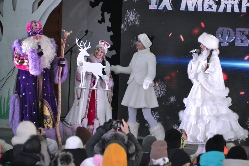 Вятскополянская Девица Метелица погостила у удмуртского Тол Бабая