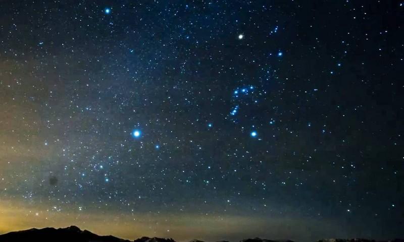 Кировчан приглашают посмотреть звёзды зимнего неба