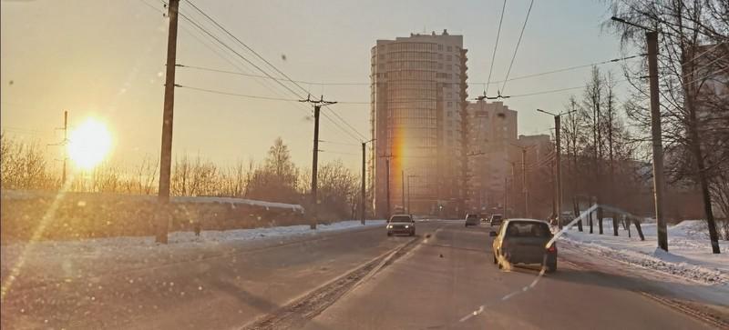 Кировчане вновь увидели паргелии