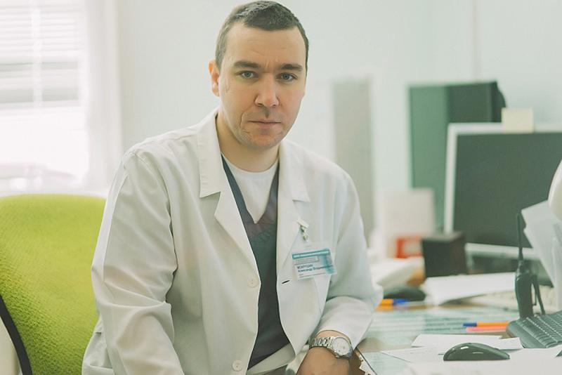 Кировский реаниматолог рассказал о работе во время пандемии