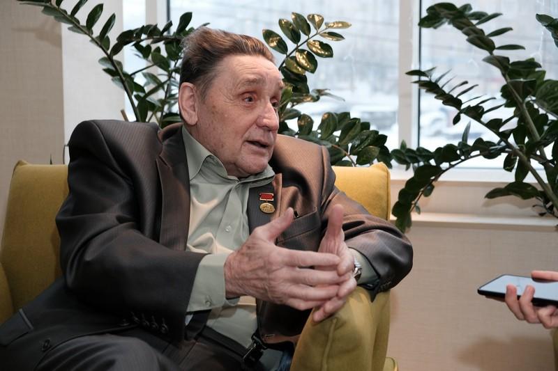 Геннадий Штин: «Горжусь тем, что удалось сохранить производство»