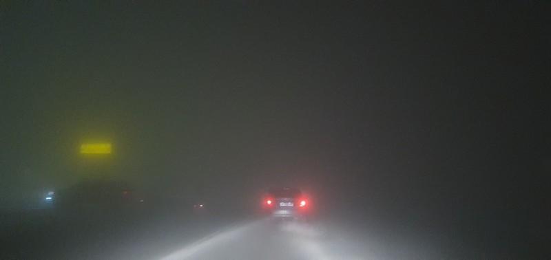 Кировскую область объял странный смог