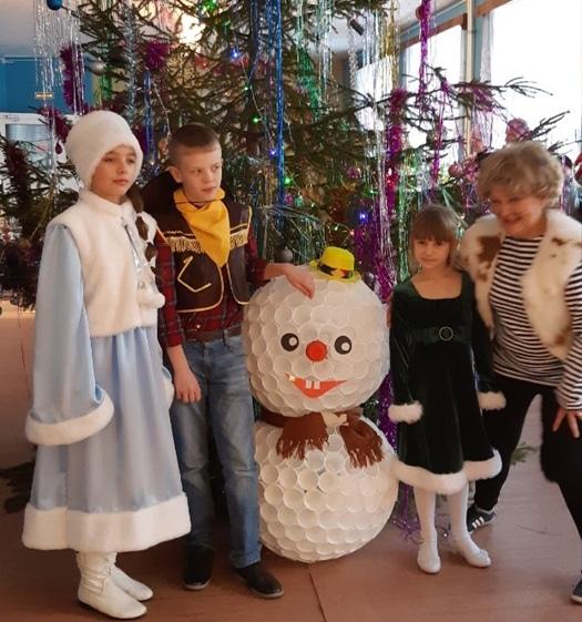 В Кировской области стартовал онлайн-флешмоб снеговиков