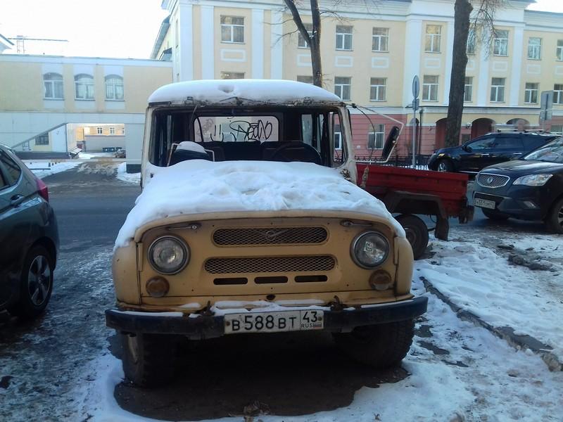 В исторической части Кирова появился новый «арт-объект»