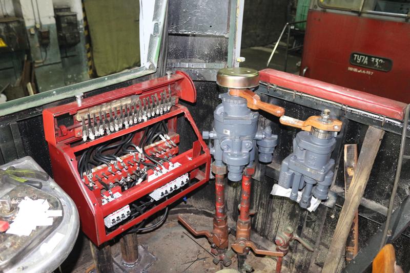 В Музее железной дороги восстановят тепловоз с танковым двигателем