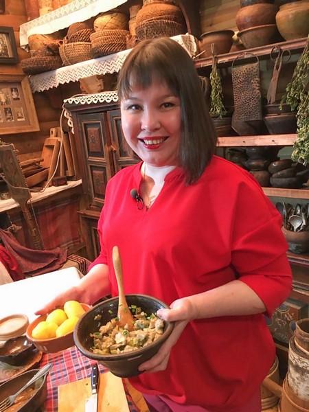 Кировчанка рассказала об особенностях вятской кухни