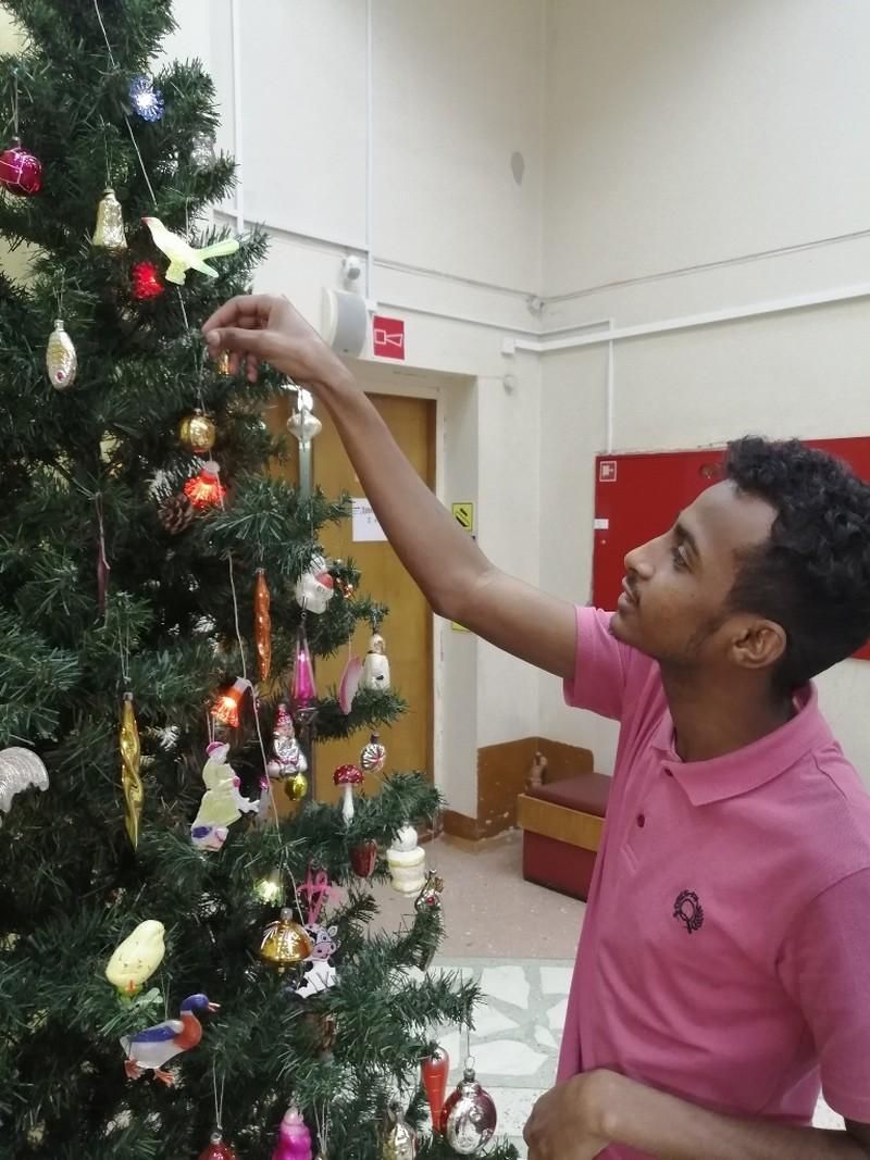 Африканские студенты не поехали домой из Кирова на Новый год