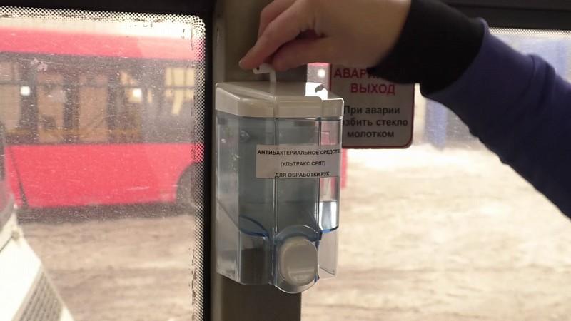 В кировских автобусах появятся рециркуляторы