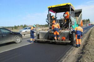 Заключены первые дорожные контракты на 2021 год