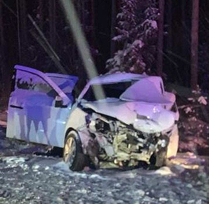 2 водителя и пассажир погибли на зимней трассе в Кировской области