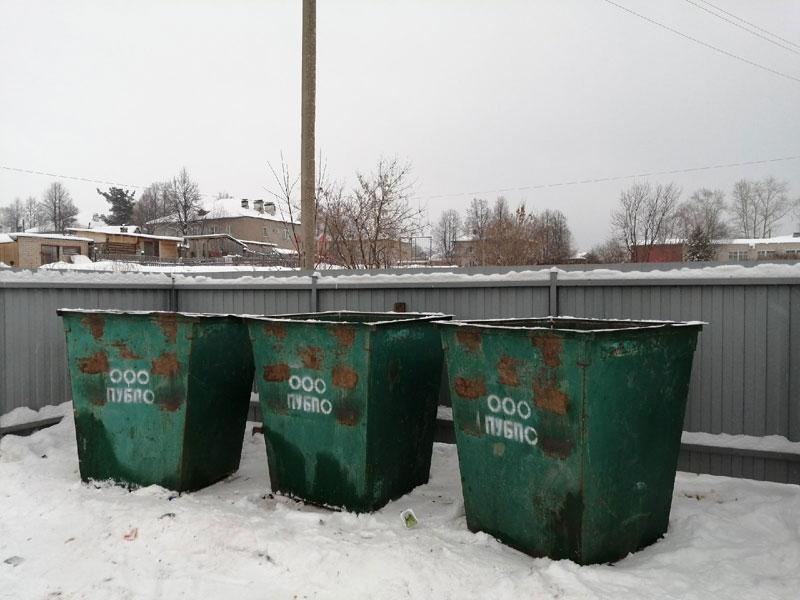 Мусор в Кирове вывозится ежедневно: количество техники увеличится